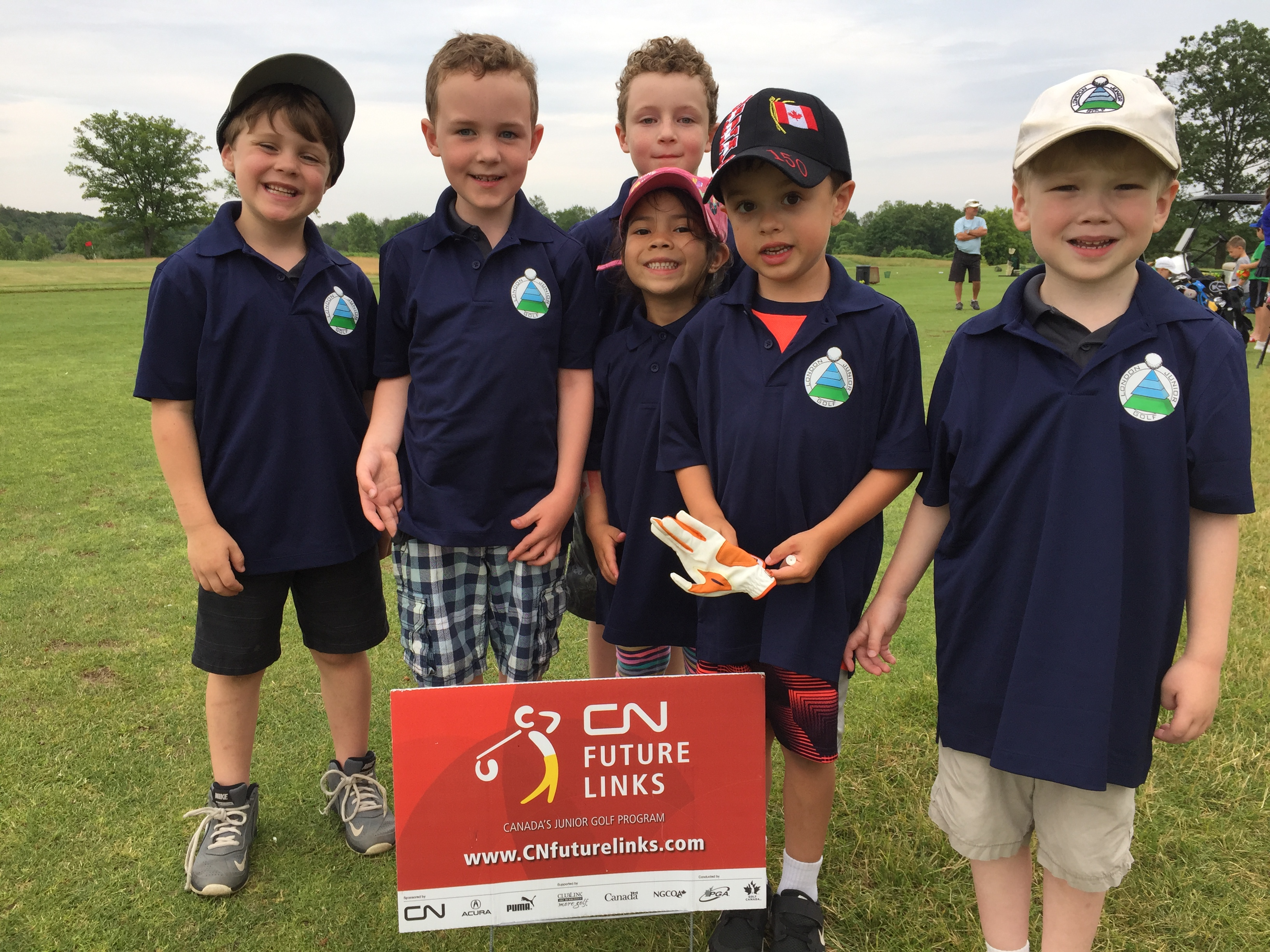 Golf for kids Ages 6 and Under in London, Ontario