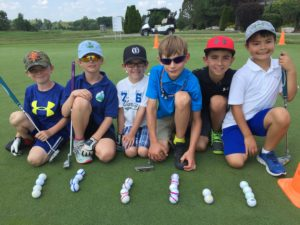 Learn to Golf for Ages 6 to 14
