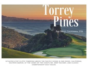 2019 London Indoor Golf League Torrey Pines